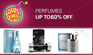 Perfumes & Fragrances: Min 37% Off upto 60% Off @ ebay