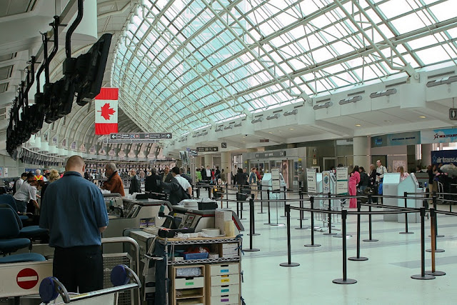 Pearson International Airport em Toronto