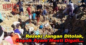 Thumbnail image for Kisah Sebenar Kepak Ayam Dibuang & Digali Semula Oleh Orang Kampung