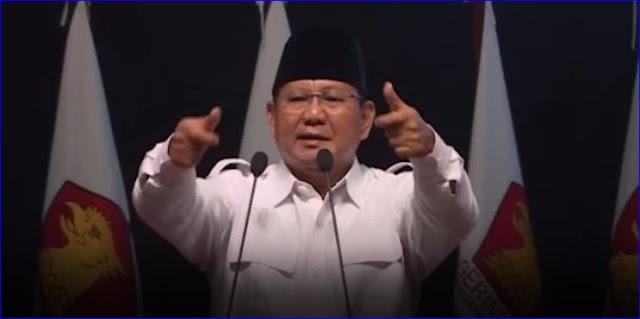 Prabowo Bakal Beri Kejutan Di Detik Akhir Pencapresan