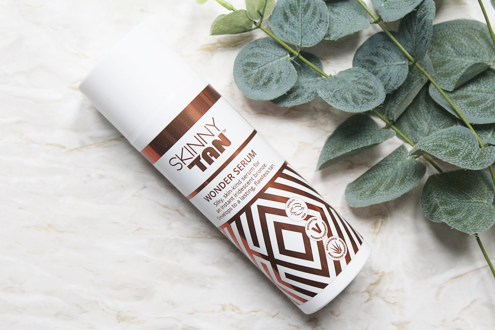 Skinny Tan Wonder Serum Review