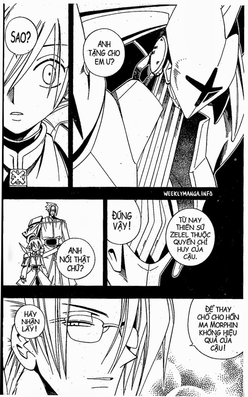 Shaman King [Vua pháp thuật] chap 187 trang 11