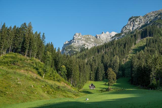 Königsetappe – Austria-Sinabell-Klettersteig und Silberkarsee  Wandern in Ramsau am Dachstein 02