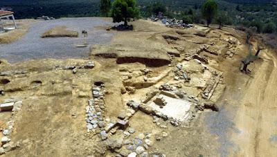 Το Ιερό των Αμυκλών άκμαζε και τον 4ο αι. μ. Χ.