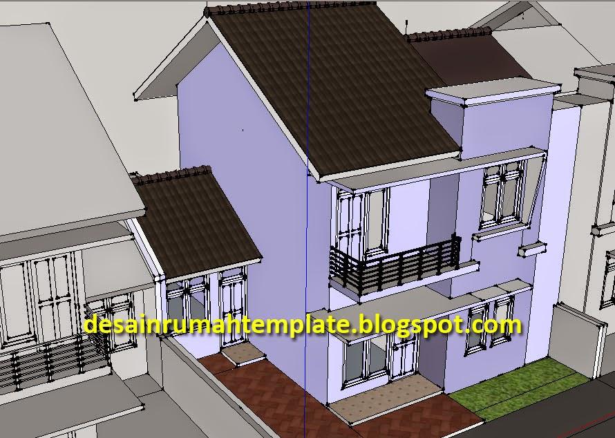 Download File Desain Rumah Sketchup 2019 Sekitar Rumah