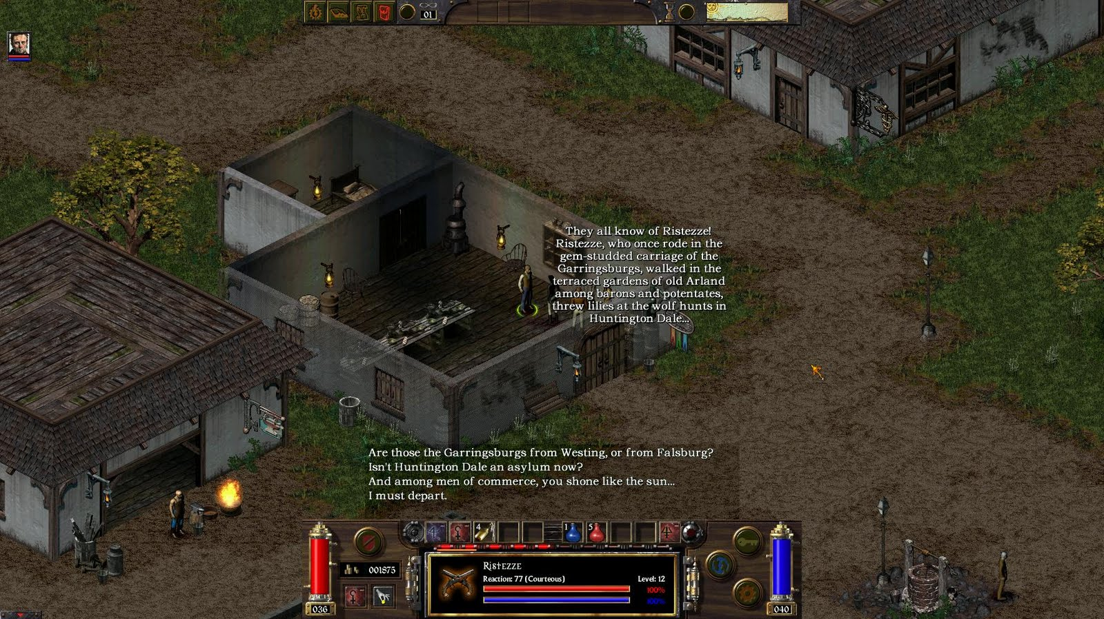 Tchos' Gaming and Modding: Arcanum: of Steamworks and Magick