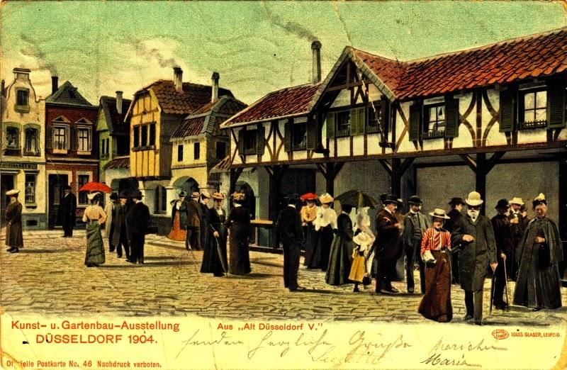 Kunst- und Gartenbau-Ausstellung Düsseldorf 1904