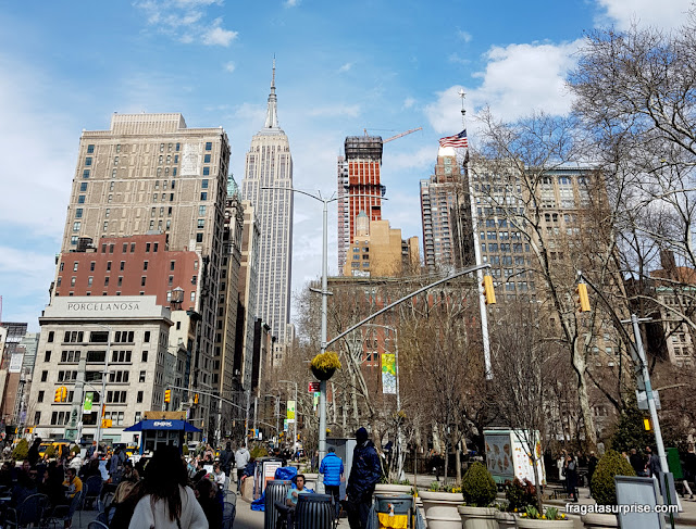Madison Square Park, Nova York