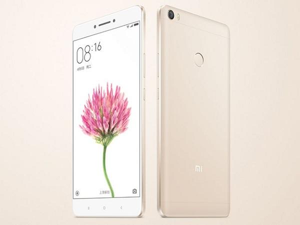 Xiaomi Mi Max được đánh giá cao về thiết kế