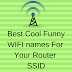 Top 200+ Best Cool Funny WIFI names For Your Router SSID At your Home Office || Best Funnny WIFI names