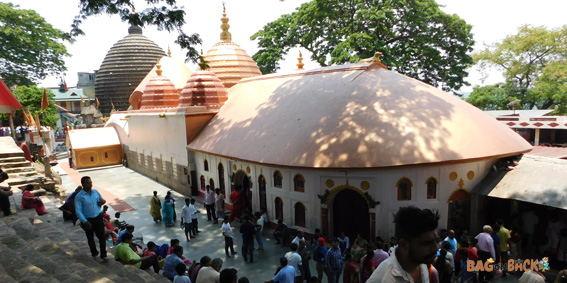 Kamakhya-Devi-Temple