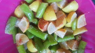 Lemon Green Chilli Pickle