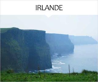 My Travel Background : Voyage Europe Irlande