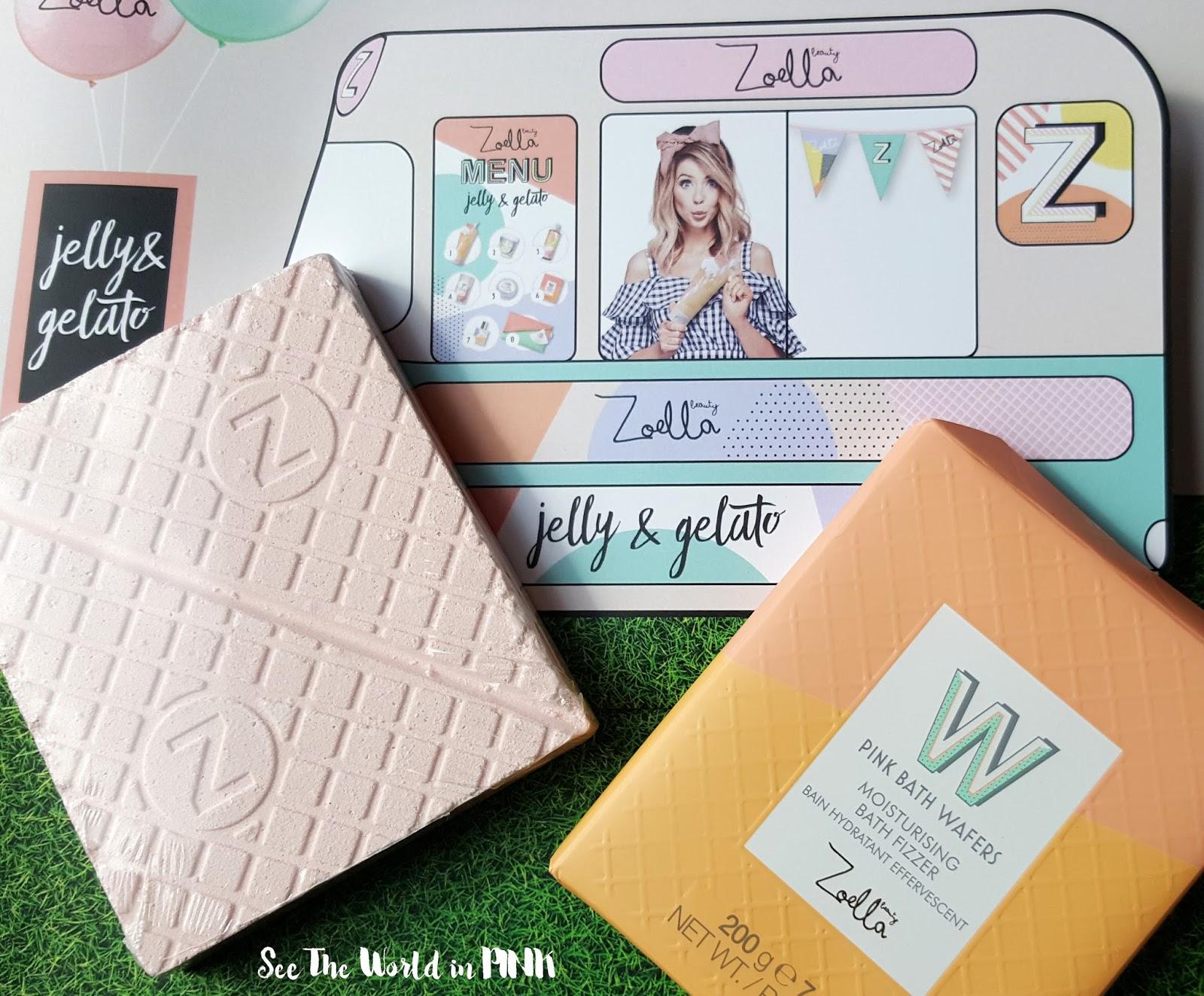 Skincare Sunday - New Zoella Jelly & Gelato Products