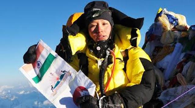 Perempuan Asal India Mencapai Rekor Mencapai Puncak Gunung Everest 2 Kali Dalam Seminggu