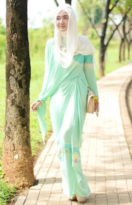 Baju Muslim Casual Dian Pelangi6