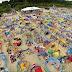 Διαχωριστικό χώρου. Μια παράξενη συνήθεια στις παραλίες της Πολωνίας!