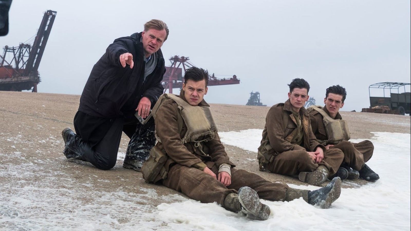 cinematography techniques in christopher nolan s the With christopher nolan receiving his very first oscar nomination for best director this year, we explore how the director's work in dunkirk represents the apex of his career in more ways than one.