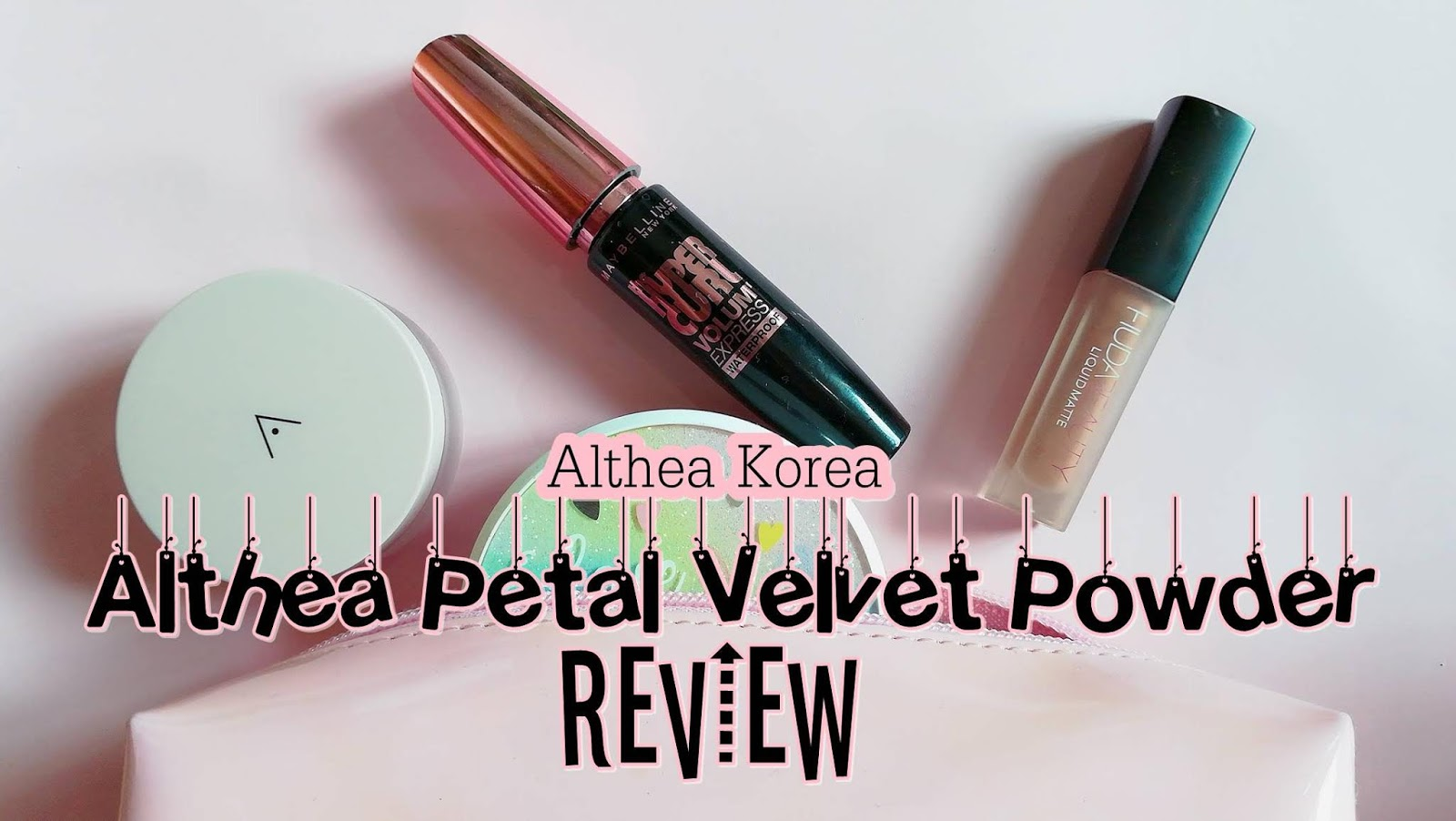 [Althea Angels] : Althea Petal Velvet Powder Review