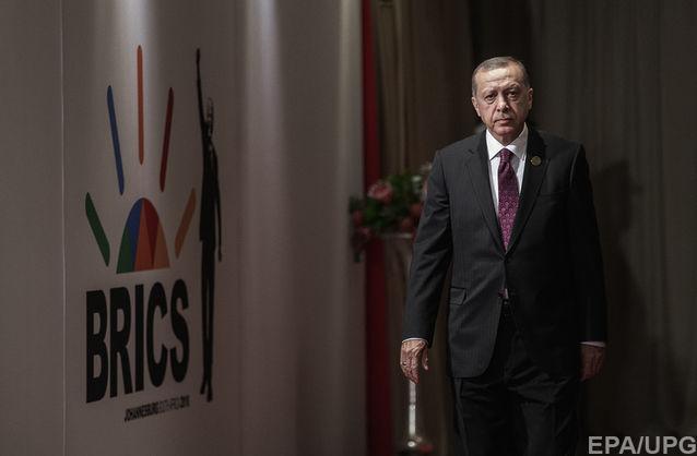 Ердоган попередив США про наслідки відмови поставок винищувачів F-35