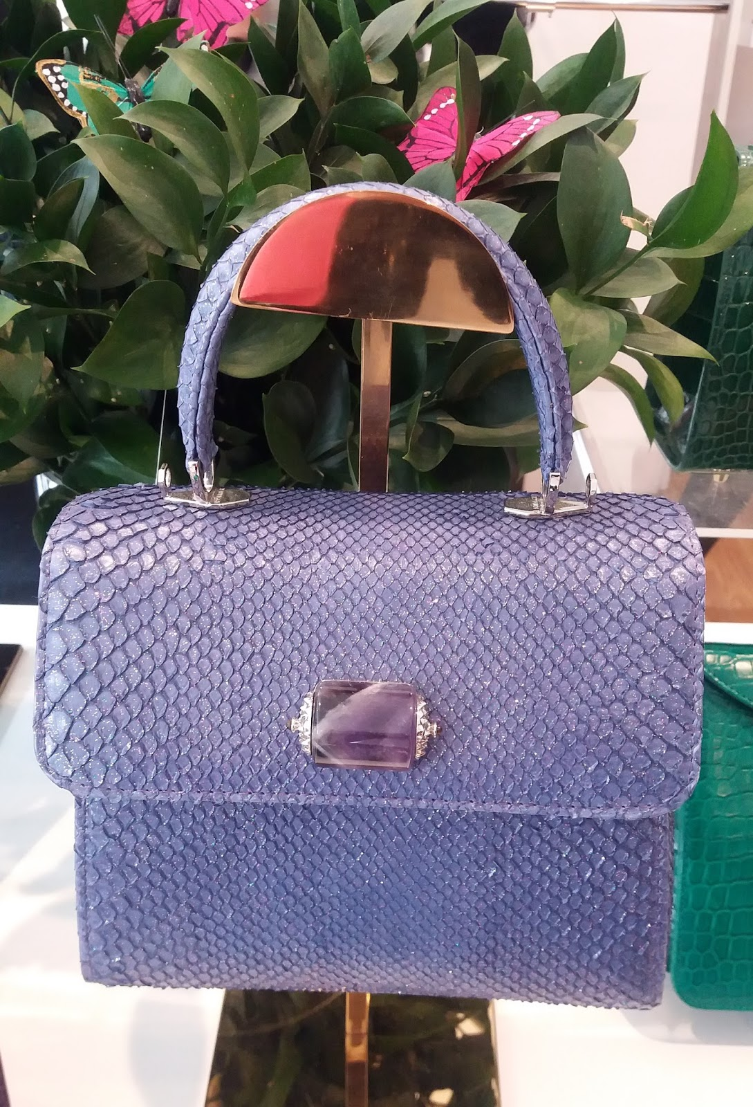 Statement Bag - Sky Ocean Beauty by VIDA VIDA zxad7Ww