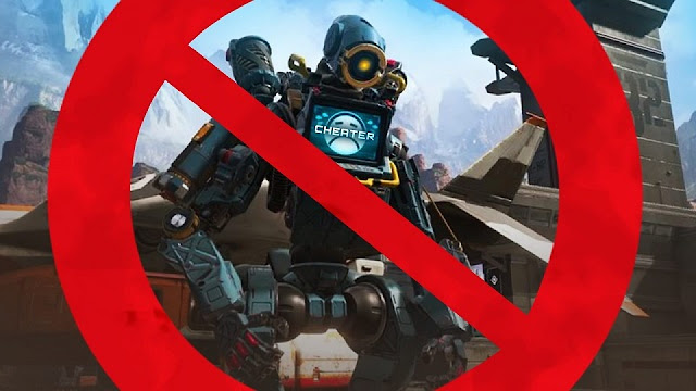 Cara lapor cheater Apex Legends Report Cheater