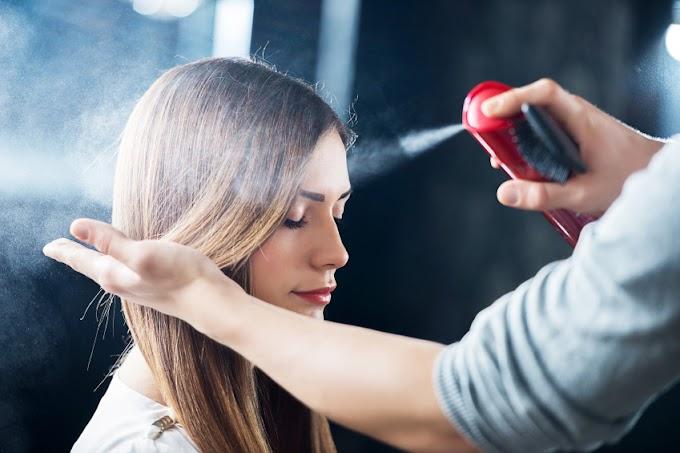 Ini Dia Manfaat Lain Hairspray!