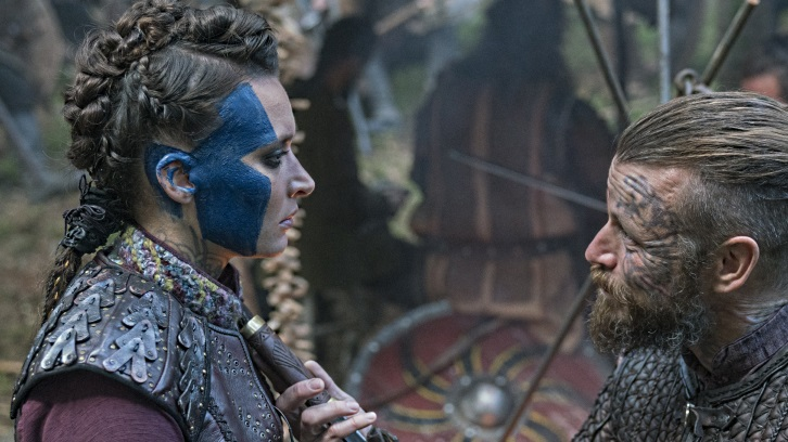 Vikings - Episode 5.10 - Moments of Vision (Mid-Season Finale) - Promos, Promotional Photos & Synopsis