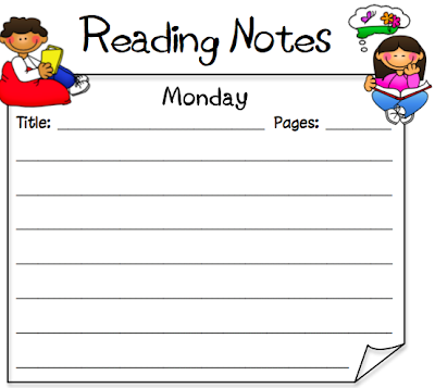 reading log with summary template - reading log with summary printable new calendar template