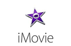 iMovieの新しいアイコン