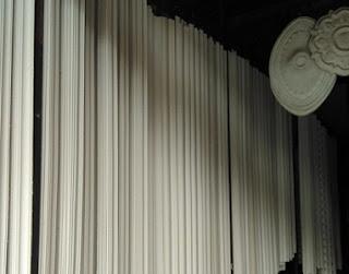 gypsum siap pakai di pasaran tidak bisa design khusus