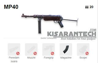 senjata tersakit di ff