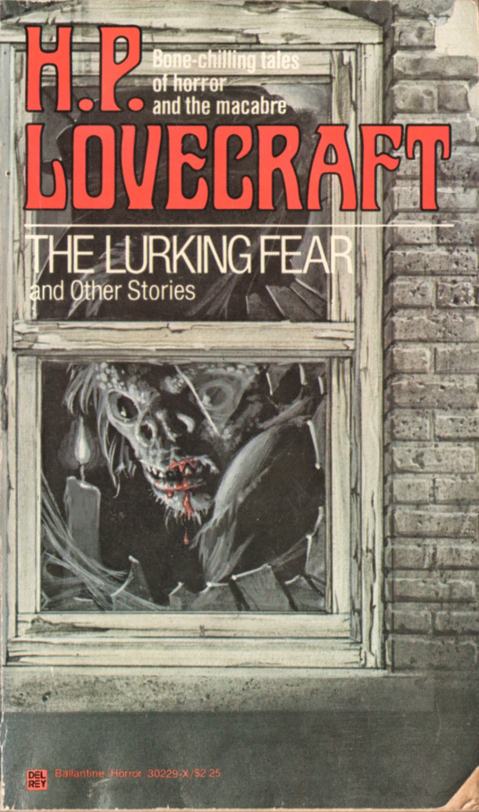 H. P. Lovecraft bibliography