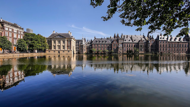 Radioreise Podcast in den Niederlanden