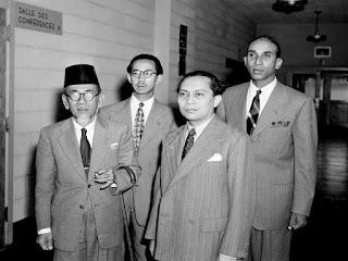 Jenggot, Agus Salim, dan Sjahrir