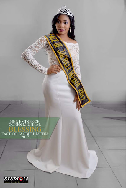 IMG 20170517 WA0008 - Photos: Blessing Micheal Emerges Face Of Jacbell 2017 Winner