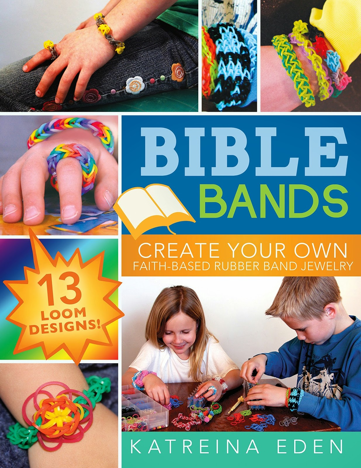 rubber band jewelry instructions