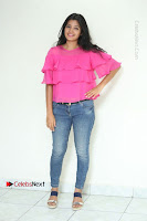 Telugu Actress Deepthi Shetty Stills in Tight Jeans at Sriramudinta Srikrishnudanta Interview .COM 0027.JPG
