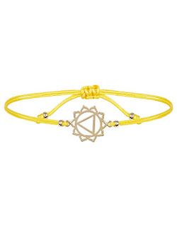 Accessorize   Solar Plexus Friendship Bracelet
