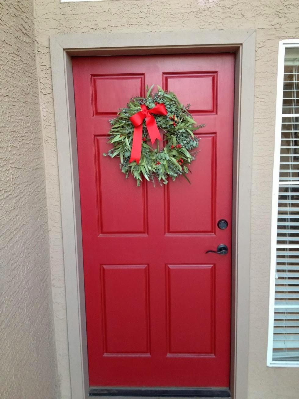 Hesselblogger: Red Front Door