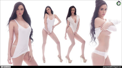 Kim Domingo In FHM 1