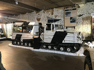 "Bandvagn BV202 ""Snowcat"" used in Norway"