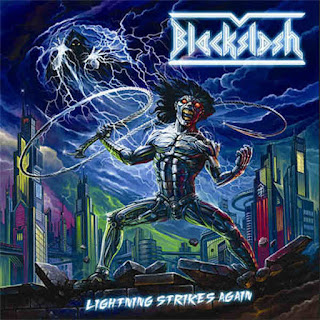 "Το βίντεο των Blackslash για τα ""Lightning Strikes Again"" - ""Wild And Free"" από το album ""Lightning Strikes Again"""
