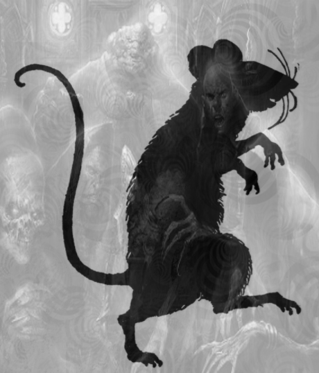 Evil little mouse