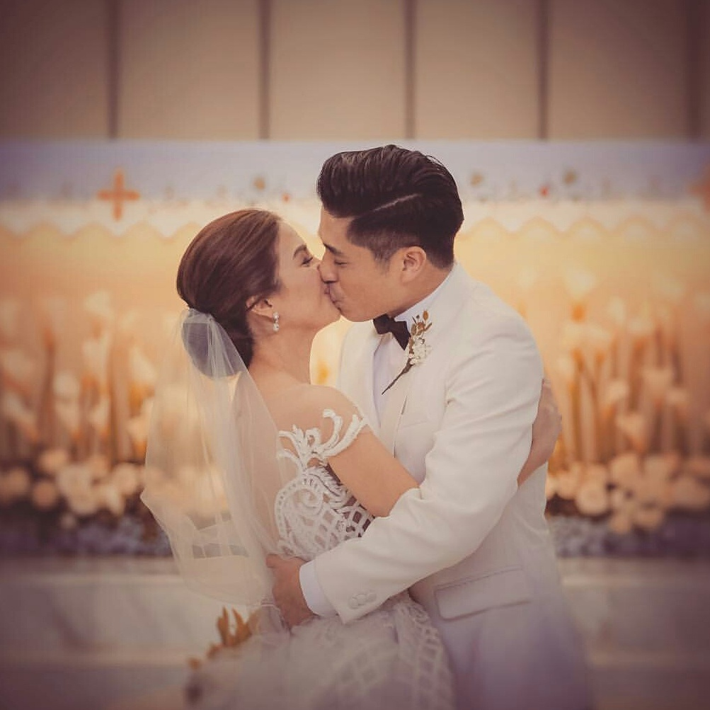 Kaye Abad  Wedding Photos and Video