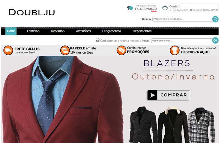 de6dc71f1 Conhecida como a melhor produtora da moda asiática, a Doublju agora está no  Brasil. Ótima para quem quer uma pegada mais chique e também fashionista,  ...
