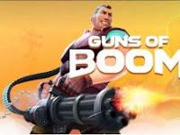 Guns of Boom Mod Apk 2.9.0 Update Full version