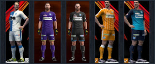 PES 2013 Grasshopper Club Zurich kit 2016-17 By Radymir