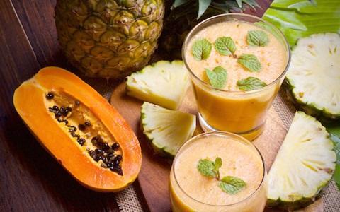 Jus buah untuk sembuhkan penyakit jantung dan turunkan kolesterol