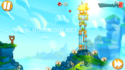Angry Birds 2 Mod Apk Unlimited Coins